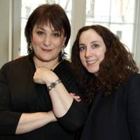 Sarah Vine and Deborah Feldman
