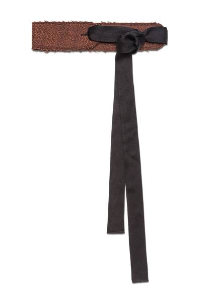 Belt, £210, by Marni