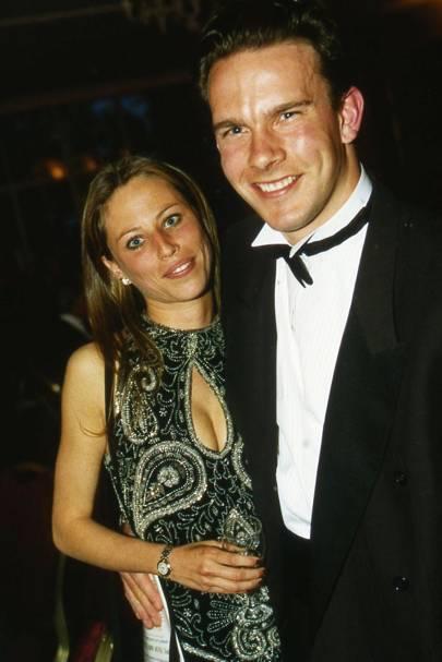 Emma Hanbury and Scott Luard