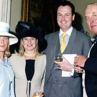 Emma O'Neill Flanager, Mrs Valentine Beresford, Valentine Beresford and Lord Patrick Beresford