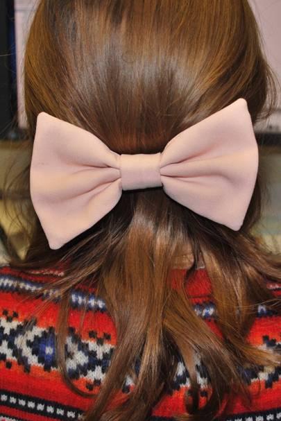 Emma 'Bow Peep' Simmonds