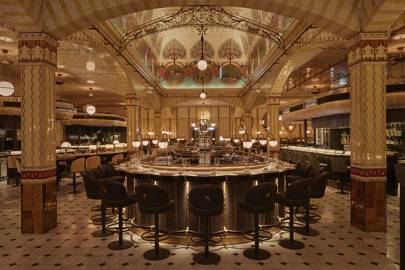 The new Harrods Dining Hall is a design spectacular