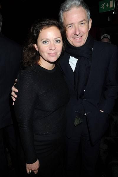 Lara Mingay and Bill Prince