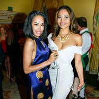 Jade Ewen and Viscountess Weymouth