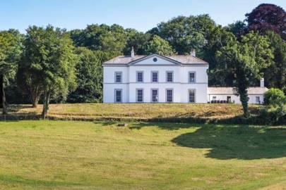 Penquite Manor, Fowey, Cornwall