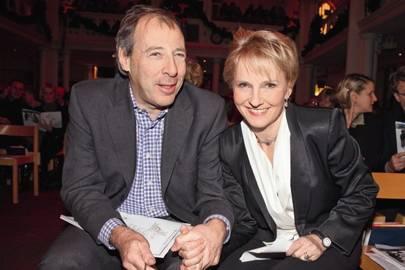 The Hon Michael Samuel and Julia Samuel