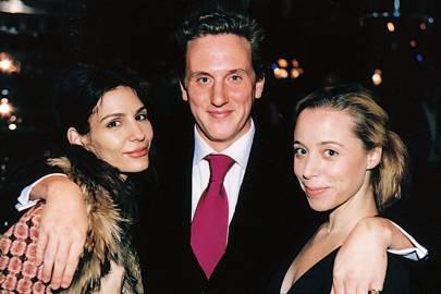 Shavawn Rissman, Harry Becher and Lauren Meek