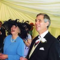 Mrs Jeffrey Rooke and Jeffrey Rooke