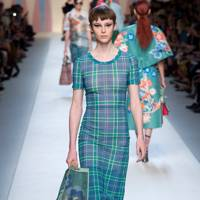 Fendi at Milan Fashion Week S/S18