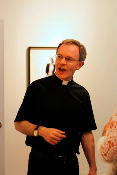 Father Stuart Seaton
