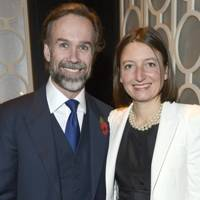 Marcus Wareing and Jane Wareing