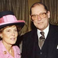 The Hon Sandra Patterson and Major the Hon Jeremy Monson