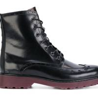 Tommy Hilfiger biker boots