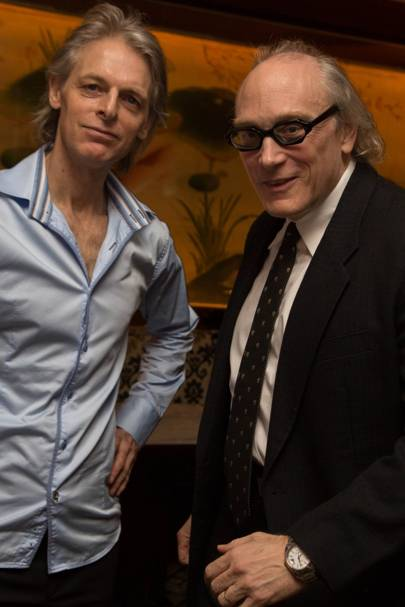 Stephen Bindon and Chris Hanley