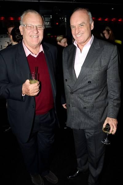 David Wynne-Morgan and Nicholas Coleridge