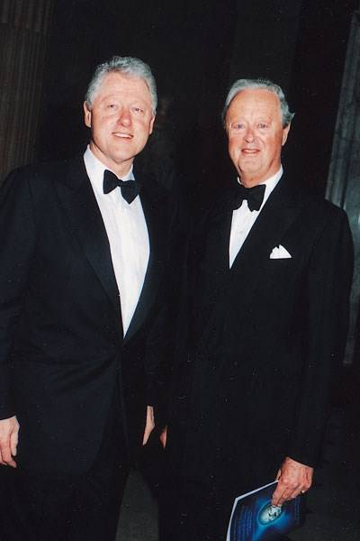 Bill Clinton and the Duke of Marlborough