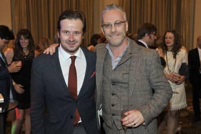 Dan Lumb and Martin Newman