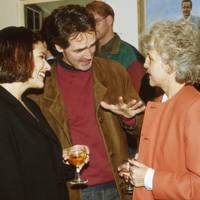 Catherine Broadbridge, Tim Nimmo and Geraldine Cooke