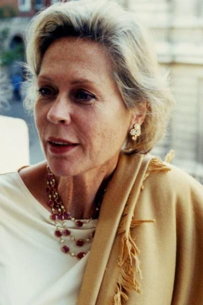 Mrs David Graham