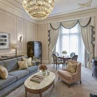 The Empress Eugenie Suite at Claridge's