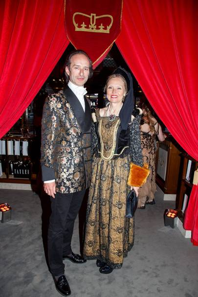 The Earl of Onslow and the Countess of Onslow