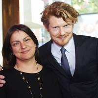 Purni Morell and Julian Rhind-Tutt