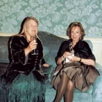 Janet Webb and Jill Oddy
