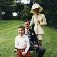 Freddie Fife, James Fife and Mrs James Fife