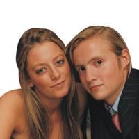 The Hon Sophia Aitken and Frederick Kalborg