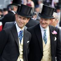 The Earl of Wessex and the Earl of Derby