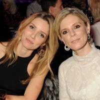 Annabelle Wallis and Emilia Fox