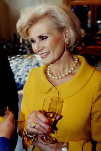 Mrs Albert Roux