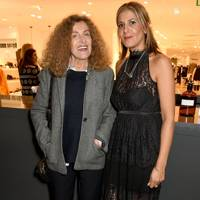 Nicole Farhi and Azzi Glasser