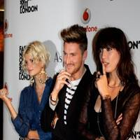 Pixie Geldof, Henry Holland and Daisy Lowe