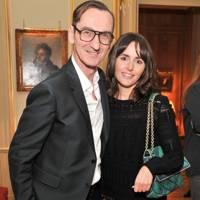 Bruno Frisoni and Tania Fares