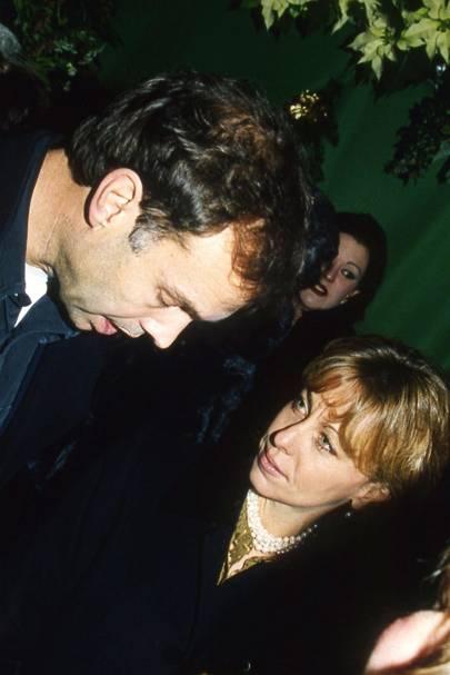 Jonathan Kent and Mrs John Nixon