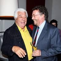 Antonio Carluccio and Robert Powell