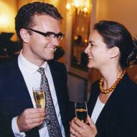 Martin Paterson and Mrs Martin Paterson