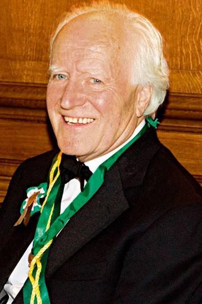The Hon Desmond Guinness