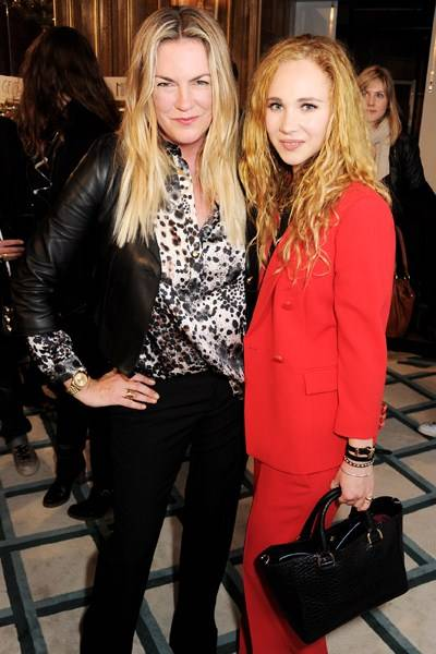 Emma Hill and Juno Temple