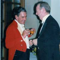 Lord Palmer and Hugh Poole-Warren
