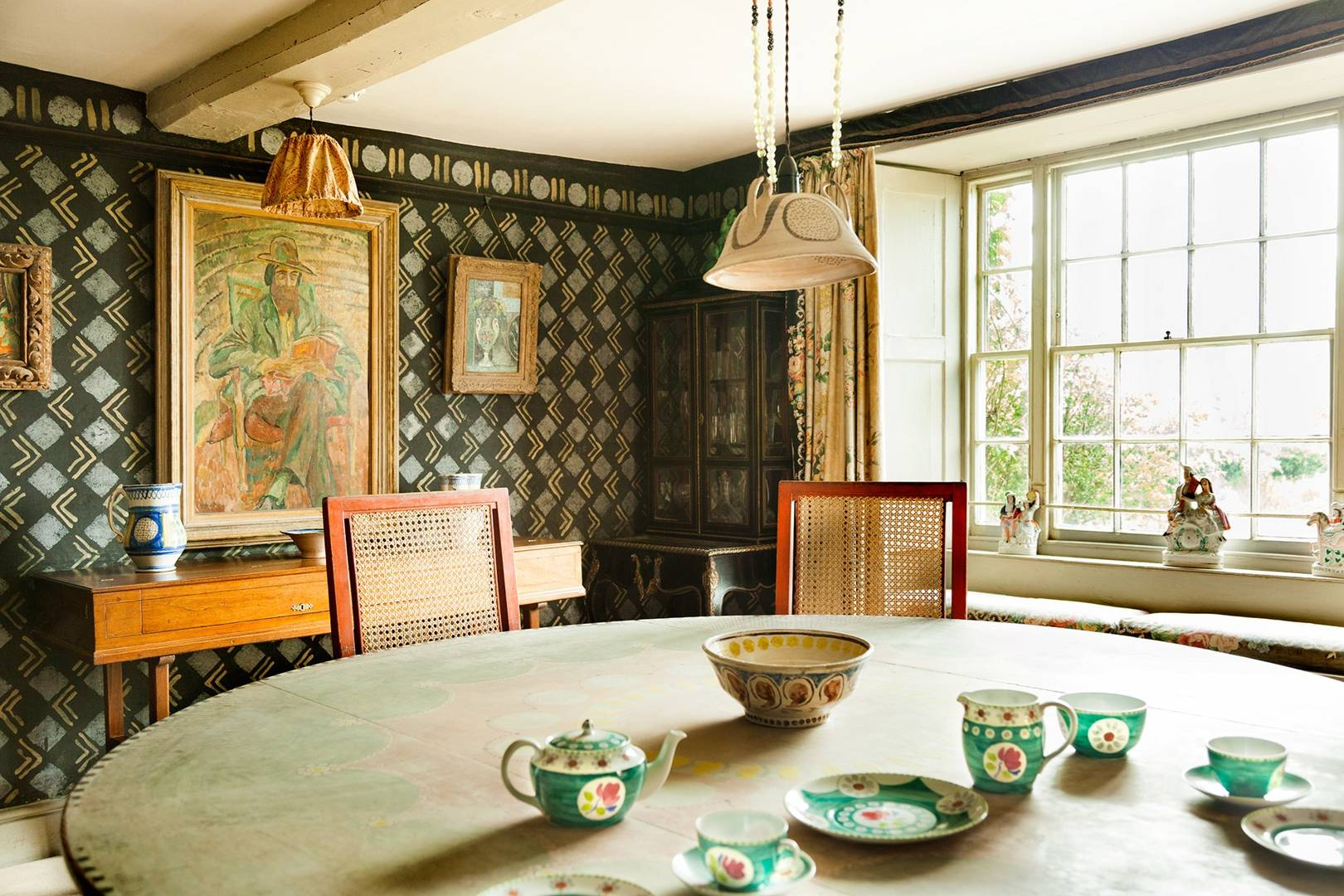 Affordable Charleston House East Sussex Interiors U Bloomsbury Group House  Tatler Magazine With Charleston House Furniture