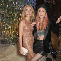 Clara Paget and Mary Charteris