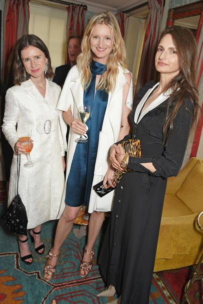 Sophie Goodwin, Candice Lake and Alessandra Rich