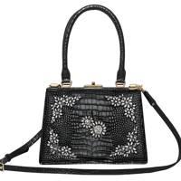 Leather bag, £199.99