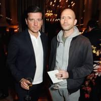 Michael Clark and Stefan Kalmar