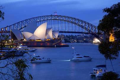 Australia  - cover