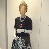 Alice Holland as The Queen