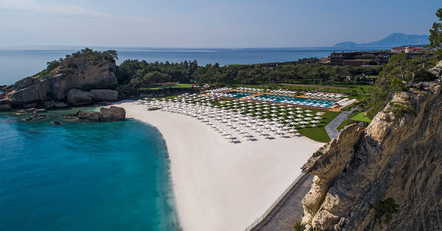 Maxx Royal Kemer Resort In Antalya Turkey Tatler