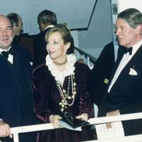 Martin Instone, Lady Arnold and Sir Malcolm Field